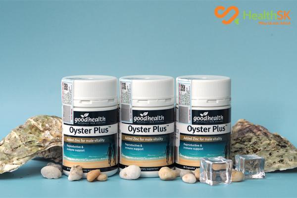 Tinh chất hàu Oyster Plus (30v)