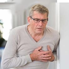 Người gặp vấn đề tim mạch, huyết áp, mỡ máu