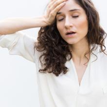 Phụ nữ suy giảm nội tiết tố